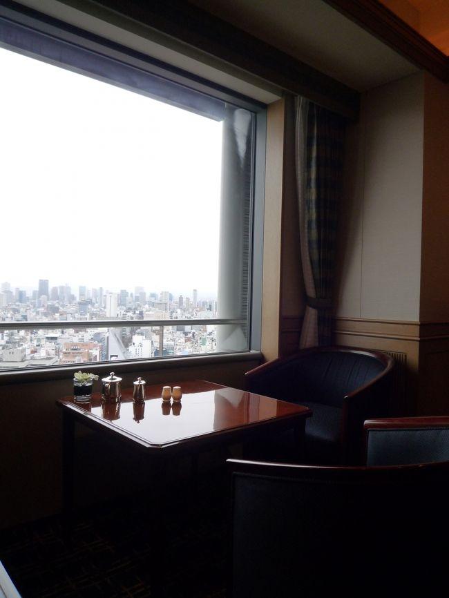 大阪の「ブリーゼブリーゼ」の中にある『Le Comptoir de Benoit』ルコントワールドブノワでランチをして「スイスホテル南海大阪」でのんびりしてきました♪<br /><br />