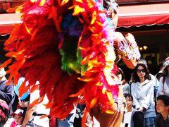 第40回神戸まつりパレードの見学参加に。