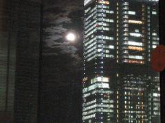 新丸の内ビル4階から見られた東京駅丸の内側の風景