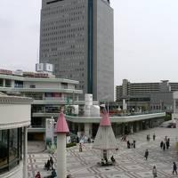 日本の旅 関西を歩く 大阪、千里中央駅周辺