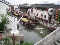 蘇州運河と寒山寺