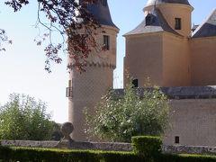 スペイン!①-1 セゴビア『白雪姫』の城と水道橋旅 2009年10月