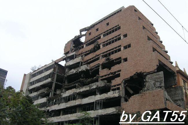 2007年東欧縦断一人旅~セルビア編~
