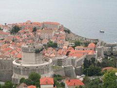 クロアチアの旅 −1 モンテネグロからドブロヴニクへ