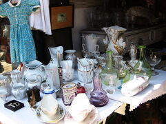 France 巴里B&Bの旅 (14/20) クリニャンクールの蚤の市