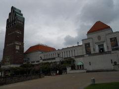 アールヌーヴォーの建物が残るダルムシュタット