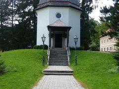 2009年ドイツ・オーストリアの旅【25】オーストリア12.オーベルンドルフ「きよしこの夜」礼拝堂