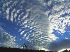 旅の空 雲と語ろう