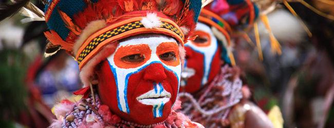パプアニューギニアの旅 0・・旅いつまで...