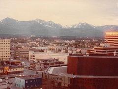 80年代初めのアメリカの旅 (1)Anchorage
