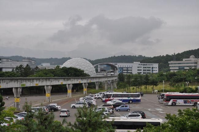 2010年6月韓国鉄道旅行4(益山駅から大田駅へ)
