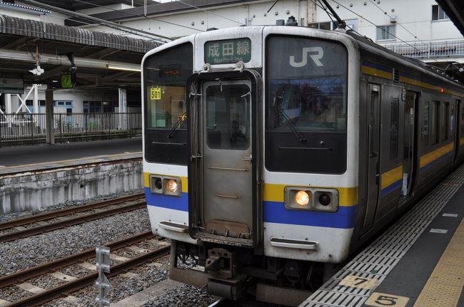 2010年6月韓国鉄道旅行8(帰る途中に成田線乗車)