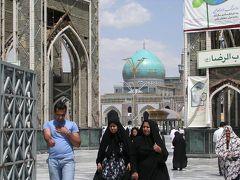 弾丸イラン0504 「2度めのイランは、イスラム教徒(ムスリム)の巡礼地」  ~マシュハド~