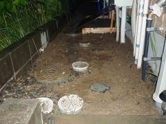 10年07月09日(金) 千葉へ出張のこの日テリカラ家にエコウィル工事始まる♪