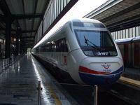 真夏の42日間長期出張【2】 アンカラ・アナトリア文明博物館&高速鉄道でエスキシェヒルへ