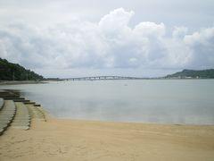 沖縄の車で行ける島巡り旅行記 2010