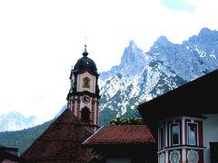 2005年ドイツ旅行 バイエルンの山岳リゾート