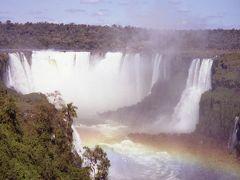 2000年8月ブラジル旅行記その1(イグアス&リオ・デ・ジャネイロ)