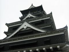 子連れで初めての(雨の)九州旅行~熊本市内編~