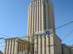 2010 #2  ヒルトンレニングラーツカヤと赤の広場