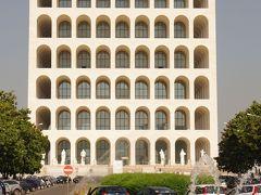 2010イタリア-プーリアの旅:出発~ローマ到着第一夜編
