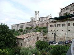 イタリア鉄道旅行、最高!- ローマから世界遺産アッシジへ