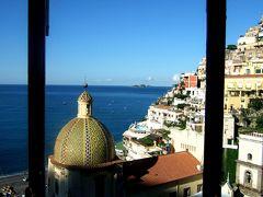 2009年南イタリア旅行 ポジターノ・カプリ島・イスキア島 太陽がいっぱい編