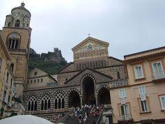 2009年南イタリア旅行 アマルフィ海岸とラヴェロ編