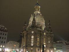 2010年冬 ウィーンとドレスデン旅行 ドレスデン編