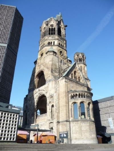 2010 07 ドイツ②11世界遺産11泊の旅 ベルリン
