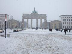 2010年冬ウィーン・ドレスデン旅行 博物館の街ベルリンと童話の町マイセン編