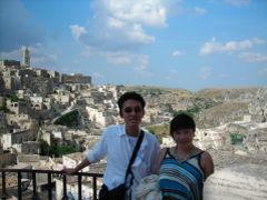 2010年7月 南イタリア・シチリア島8日間① 半島編