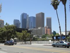 MLB観戦旅行@ロザンゼルス ①ダウンタウン観光編(2010年7月)