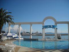 2010・7月~日本のエーゲ海で過ごす週末~★☆★牛窓リゾートホテルリマーニ★☆★