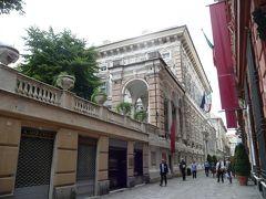 イタリア鉄道旅行、最高!- ジェノヴァ街歩き