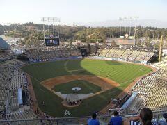 MLB観戦旅行@ロザンゼルス ④ドジャースvsジャイアンツ(2010年7月)