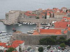クロアチアの旅ー4 ドブロヴニク新市街
