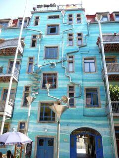2010 07 ドイツ③11世界遺産11泊の旅 ドレスデン レーゲンスブルク