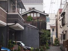 大阪住之江の蕎麦屋、慶俊庵へ