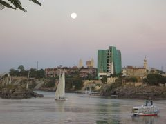 念願のエジプト旅行 遺跡巡りを満喫4:ルクソール→アスワン