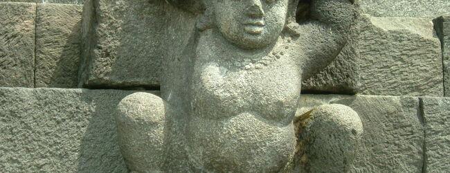 2008 05 インドネシア 世界遺産訪問 恐怖の道案...