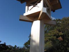 大晦日の名古屋城と伊勢神宮へ