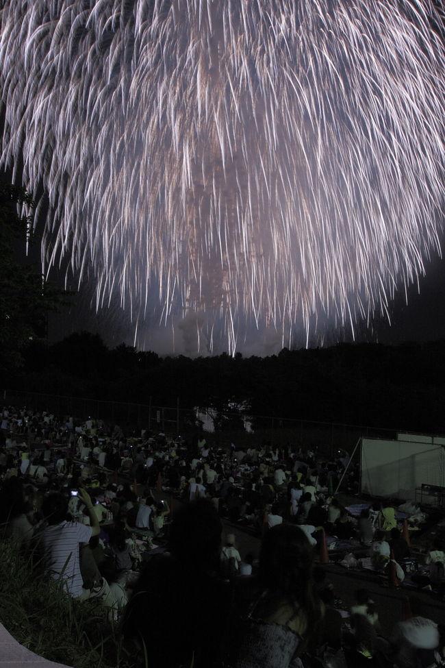 去年は埼玉から遠い目で見ていたPL花火大会。正式名称は、教祖祭PL花火芸術といい、宗教行事の一環として開催されているので「大会」というと怒られるかもしれません。・・・が、地域を巻き込み、宗派を越えた一大イベント!すばらしいものはスバラスィ!<br /><br />●教祖祭PL花火芸術のWikipedia<br />http://ja.wikipedia.org/wiki/%E6%95%99%E7%A5%96%E7%A5%ADPL%E8%8A%B1%E7%81%AB%E8%8A%B8%E8%A1%93<br /><br />●地図はこちら<br />http://maps.google.co.jp/maps/ms?hl=&amp;ie=UTF8&amp;brcurrent=3,0x6000e86b2acc70d7:0xa399ff48811f596d,0&amp;msa=0&amp;msid=118327137333806382304.00048c4c80207a6dac3a3&amp;ll=34.509934,135.589249&amp;spn=0.006675,0.009849&amp;t=h&amp;z=17<br />