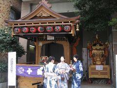 麻布十番納涼祭 2009