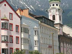 オーストリアの旅 −3 インスブルック郊外「ノルトケッテ」−後篇