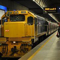 2010年7月ニュージーランド旅行8(オークランドの夜)