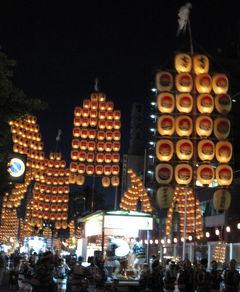 2008・2009 秋田竿燈まつり