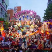 青森県 八戸三社大祭