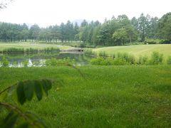 リゾートゴルフで暑さを凌ぐ。。。