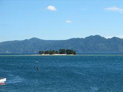 紺碧の敦賀湾に浮かぶ無人島 水島~2010年盛夏~